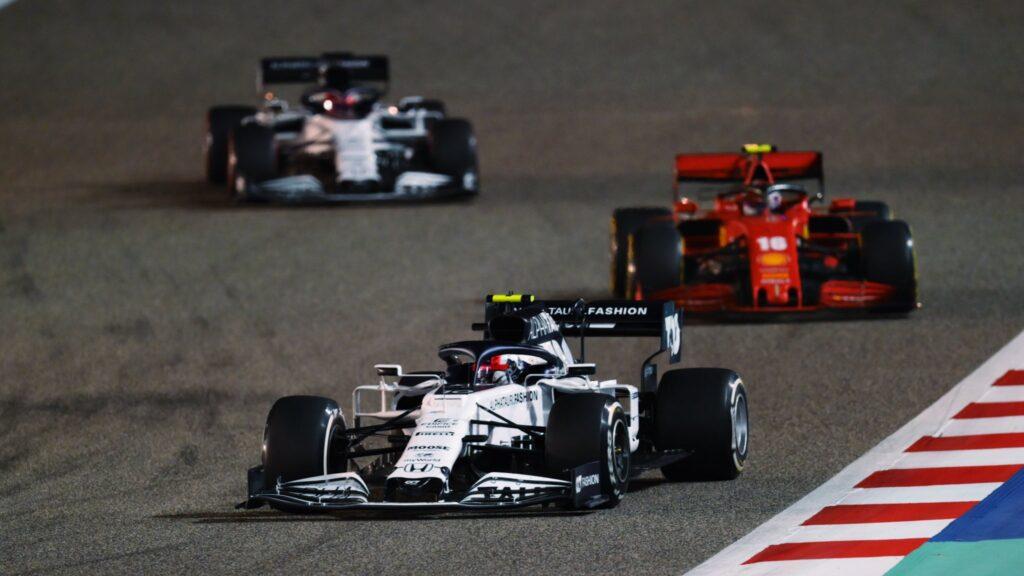 Zespół AlphaTauri niepocieszony po zeszłorocznej porażce z Ferrari