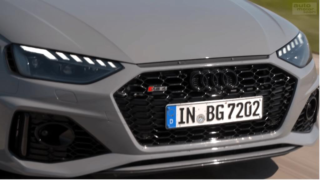 Audi RS4 Avant jest szybsze na torze od Astona Martina DB11 i Mercedesa-AMG E63 S