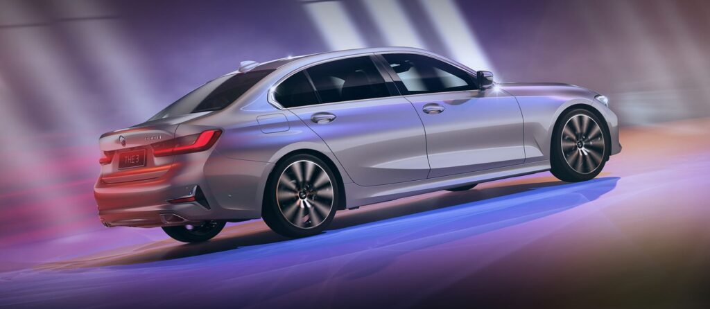 W Indiach przedłużone BMW Serii 3 otrzyma nazwę Gran Limousine