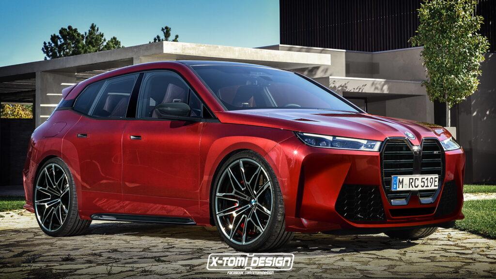 BMW iX M – sportowy SUV o napędzie elektrycznym ma sens?