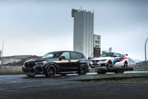 BMW X5 M by Manhart – ocieka carbonem i 825 KM oraz 1080 Nm