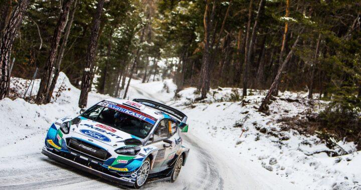 WRC: M-Sport z mieszanymi odczuciami po Rajdzie Monte Carlo