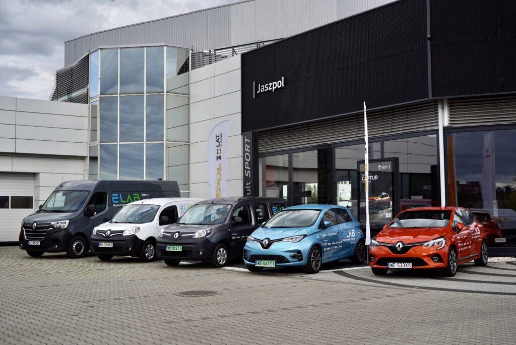 Renault w 2020 roku: spadek sprzedaży o 21,3% i sukces elektryków