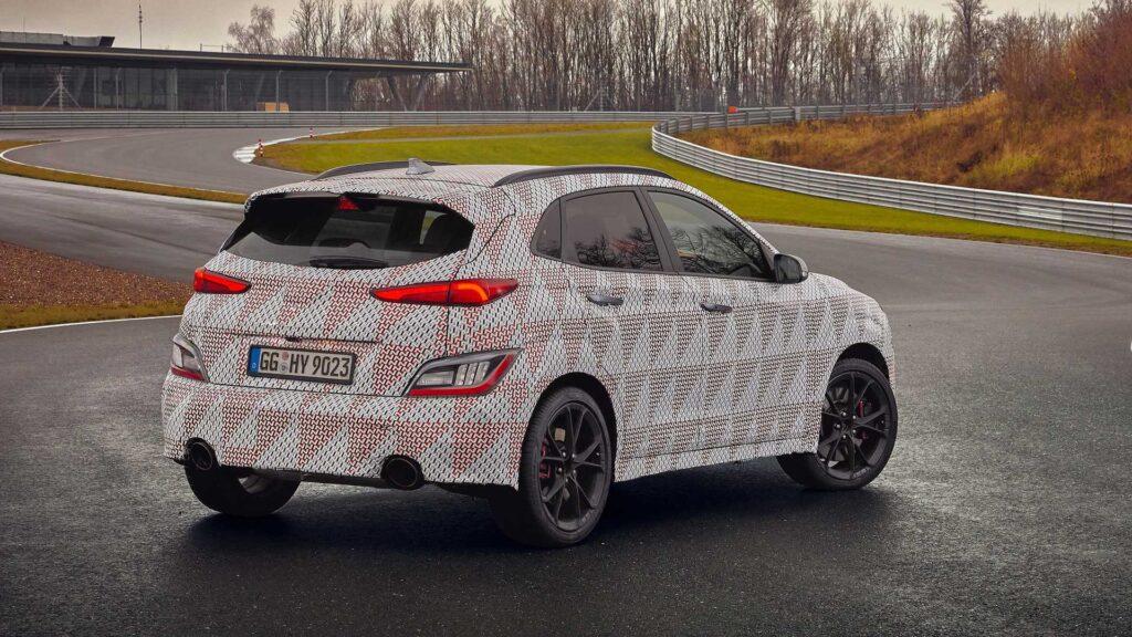 Hyundai Kona N nadchodzi wielkimi krokami – premiera już latem!