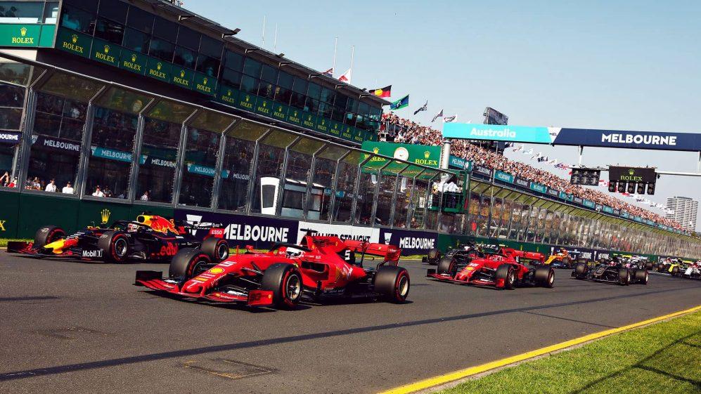 Grand Prix Australii F1