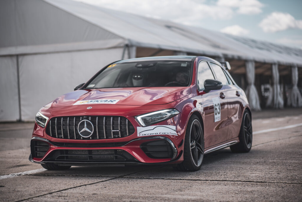Mercedes A35 oraz CLA35 otrzymają AMG Specific Grill