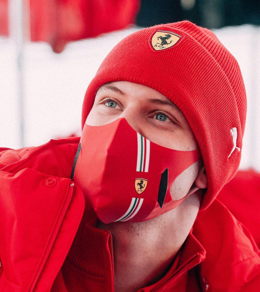 Mick Schumacher pozytywnie nastawiony po kolejnym teście z Ferrari