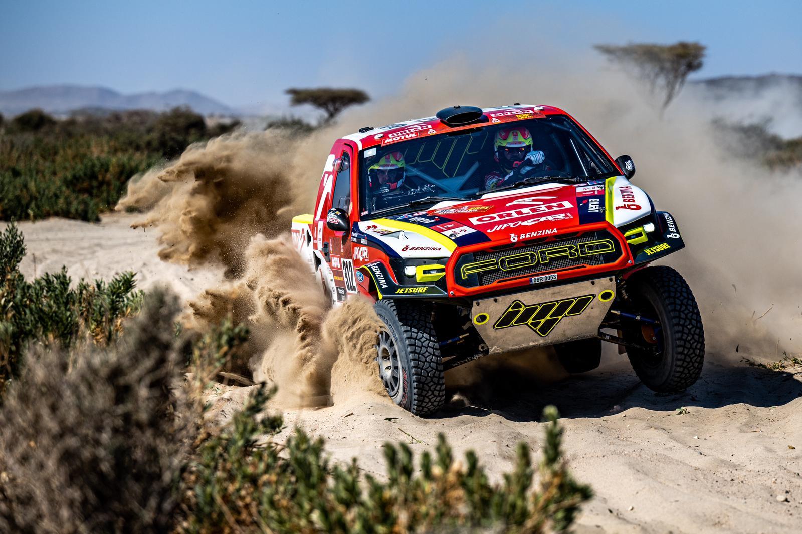 Martin Prokop/Viktor Chytka Dakar 2020