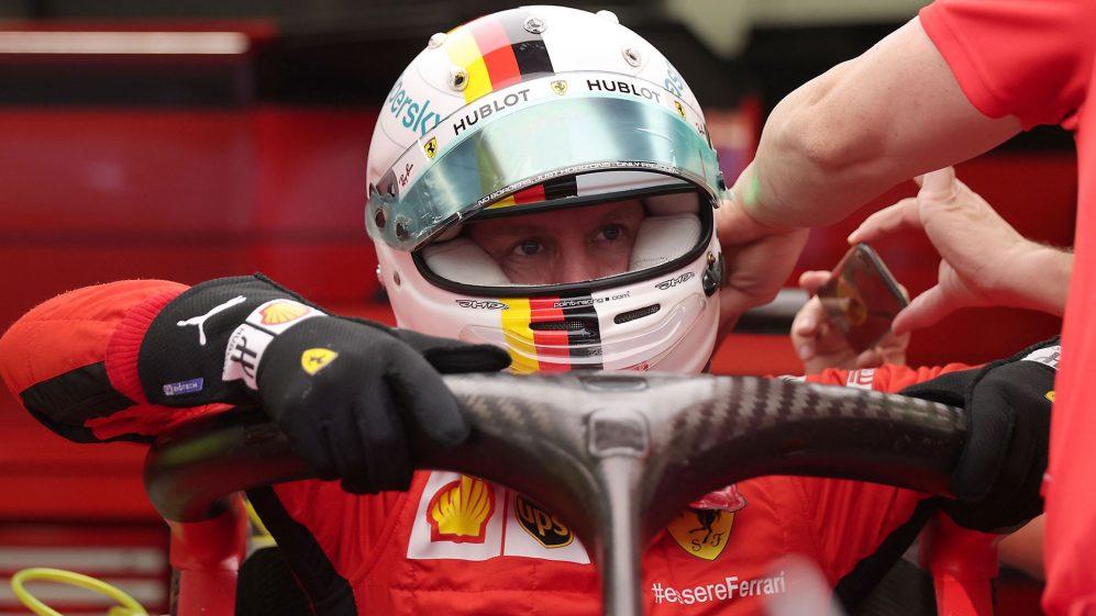 """Marko: """"Vettel po wypadku na Hockenheim nie był na swoim poziomie"""""""