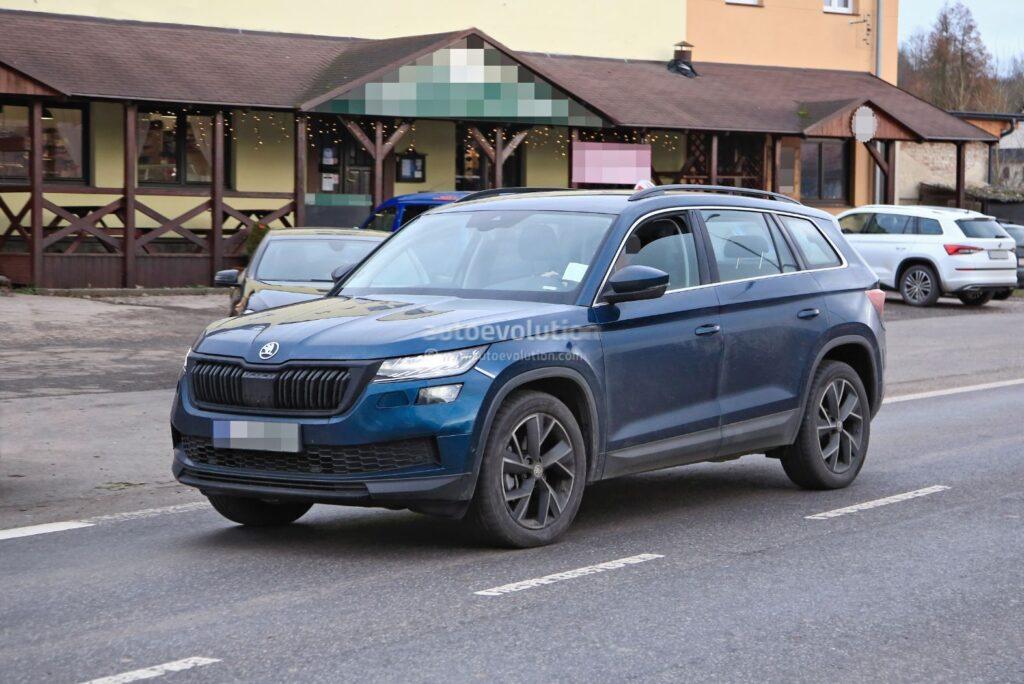 Skoda Kodiaq 2021 – już wkrótce facelifting popularnego SUV'a
