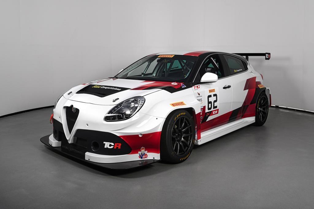 Alfa Romeo Giulietta TCR wystawiona na sprzedaż za ponad 650 000 zł!