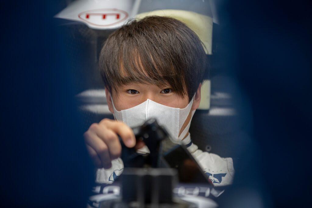Yuki Tsunoda otrzyma dodatkowe sesje testowe przed sezonem 2021