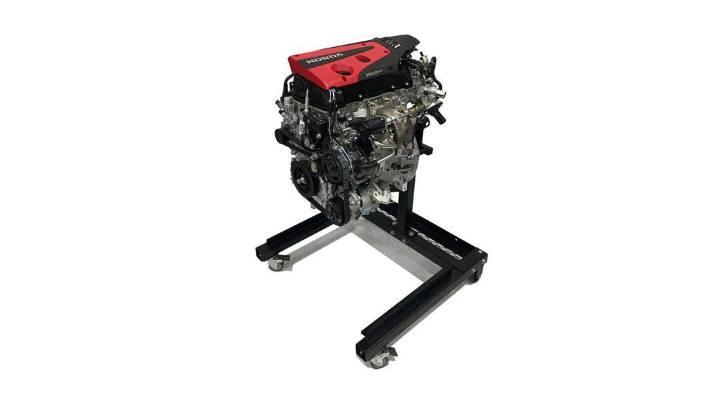 Honda wypuści w maju do sprzedaży silniki zasilające Civica Type R