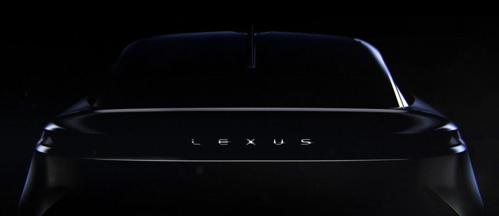 Lexus uchyla rąbka tajemnicy otaczającej swojego nowego elektryka