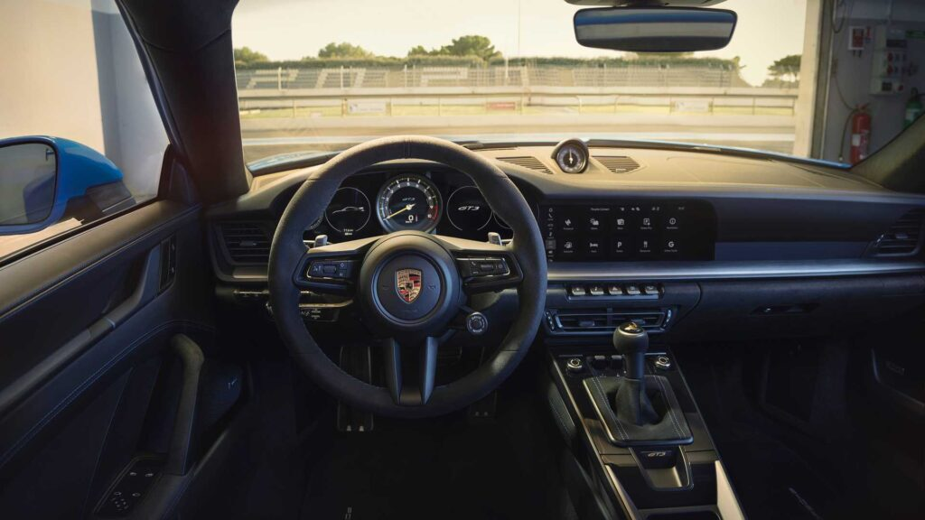 Amerykanie preferują Porsche 911 GT3 z manualną skrzynią biegów