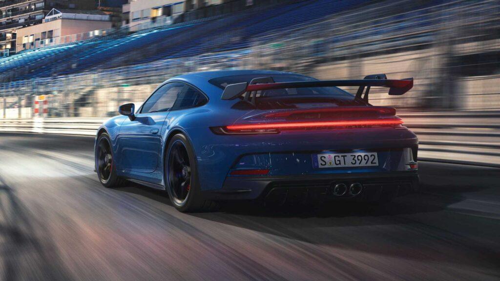 Nowe Porsche 911 GT3 zadebiutowało poprawiając wynik poprzednika na Nordschleife