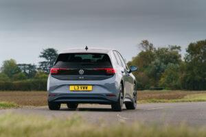Volkswagen ID.3 w słabszej wersji silnikowej wchodzi na rynek brytyjski