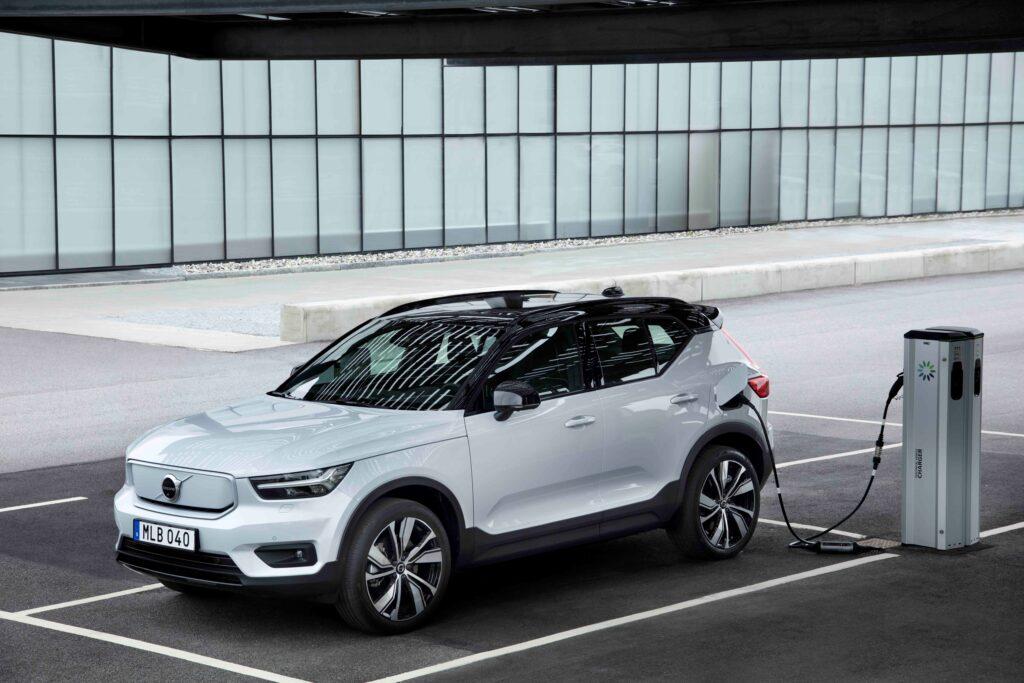 Volvo notuje znaczny wzrost sprzedaży w styczniu 2021 roku