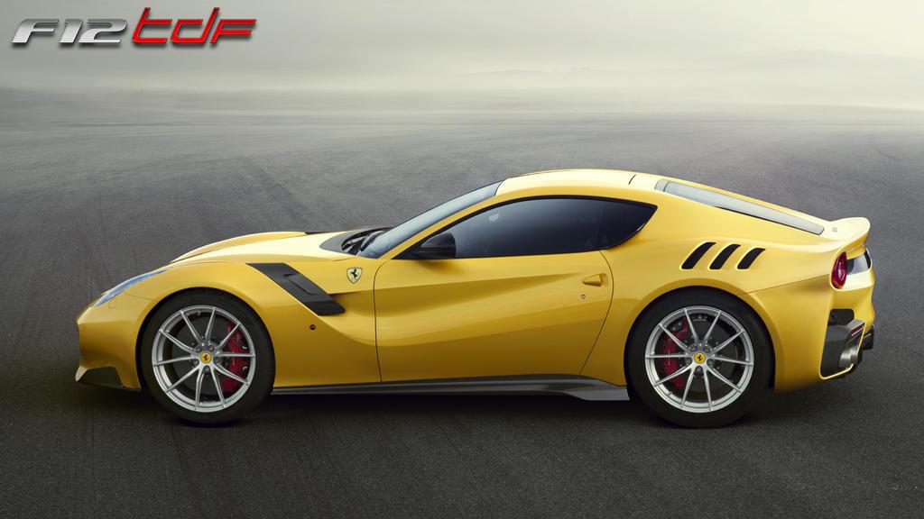 Ferrari 812 TDF