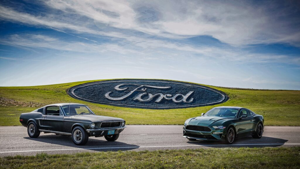 Ostatni Ford Mustang Bullitt zjechał z taśmy pod koniec 2020 roku