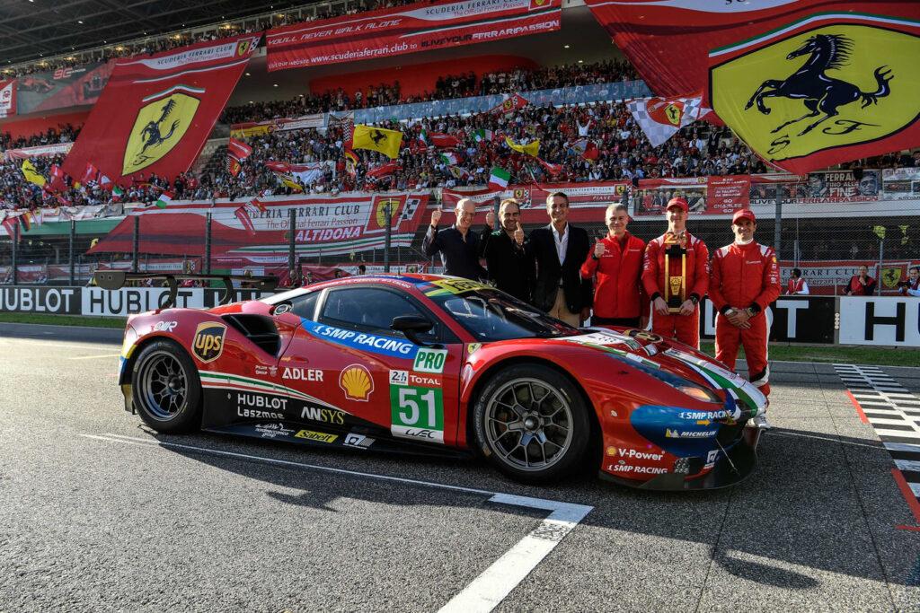 Ferrari dołącza do klasy LMH wracając do najwyższej klasy w Le Mans!