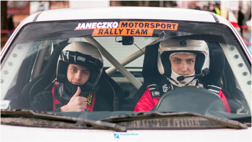 """Dawid Janeczko – """"pokochałem ten sport"""" – wywiad"""