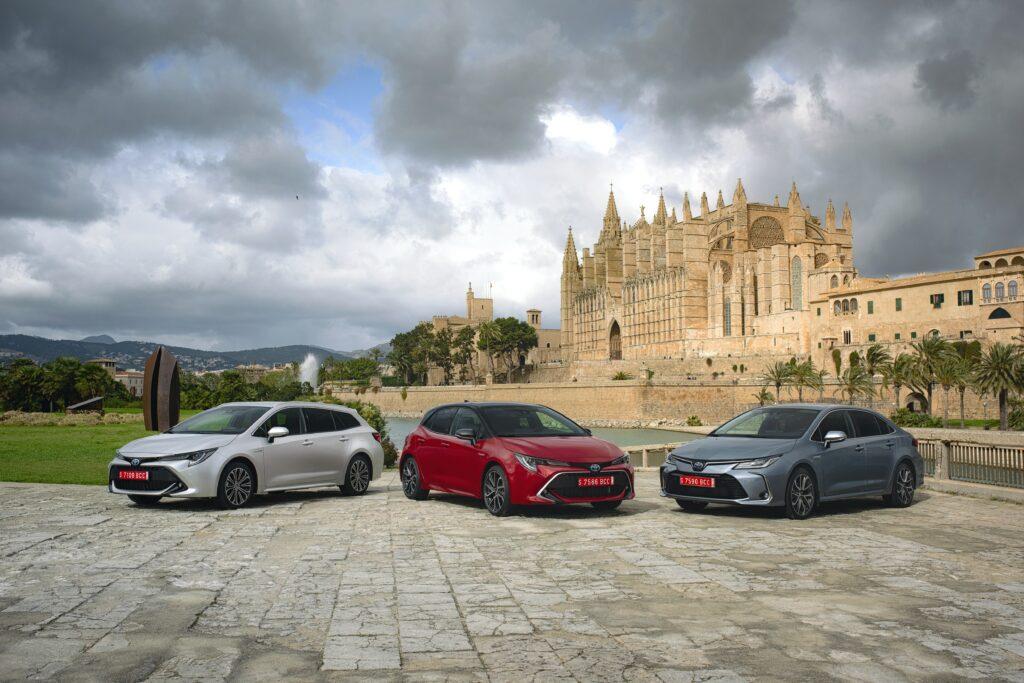Toyota ponownie na szczycie listy sprzedaży na całym świecie