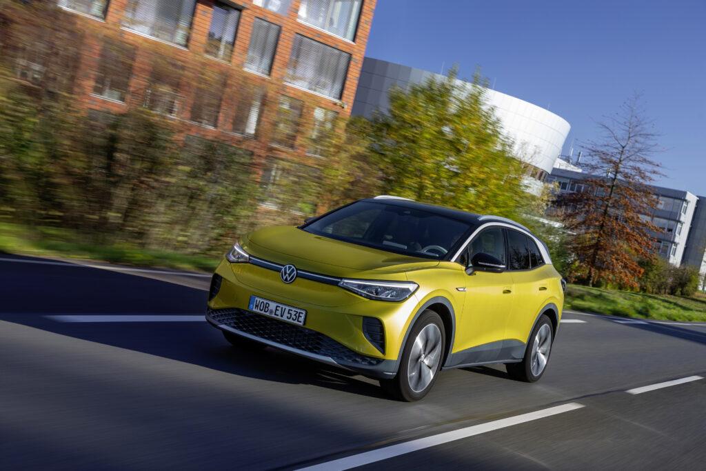 Volkswagen ID.4 – oficjalny polski cennik – już od 156 390 złotych