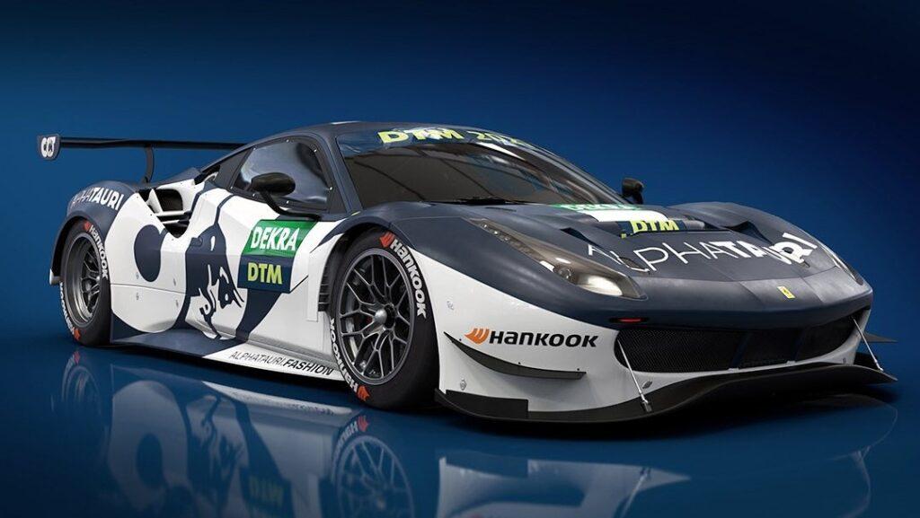 Alex Albon w AF Corse – Włosi wystawią dwa Ferrari w serii DTM