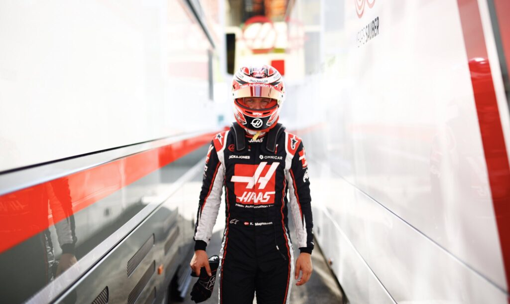 Kevin Magnussen nie jest zainteresowany startami w Haasie