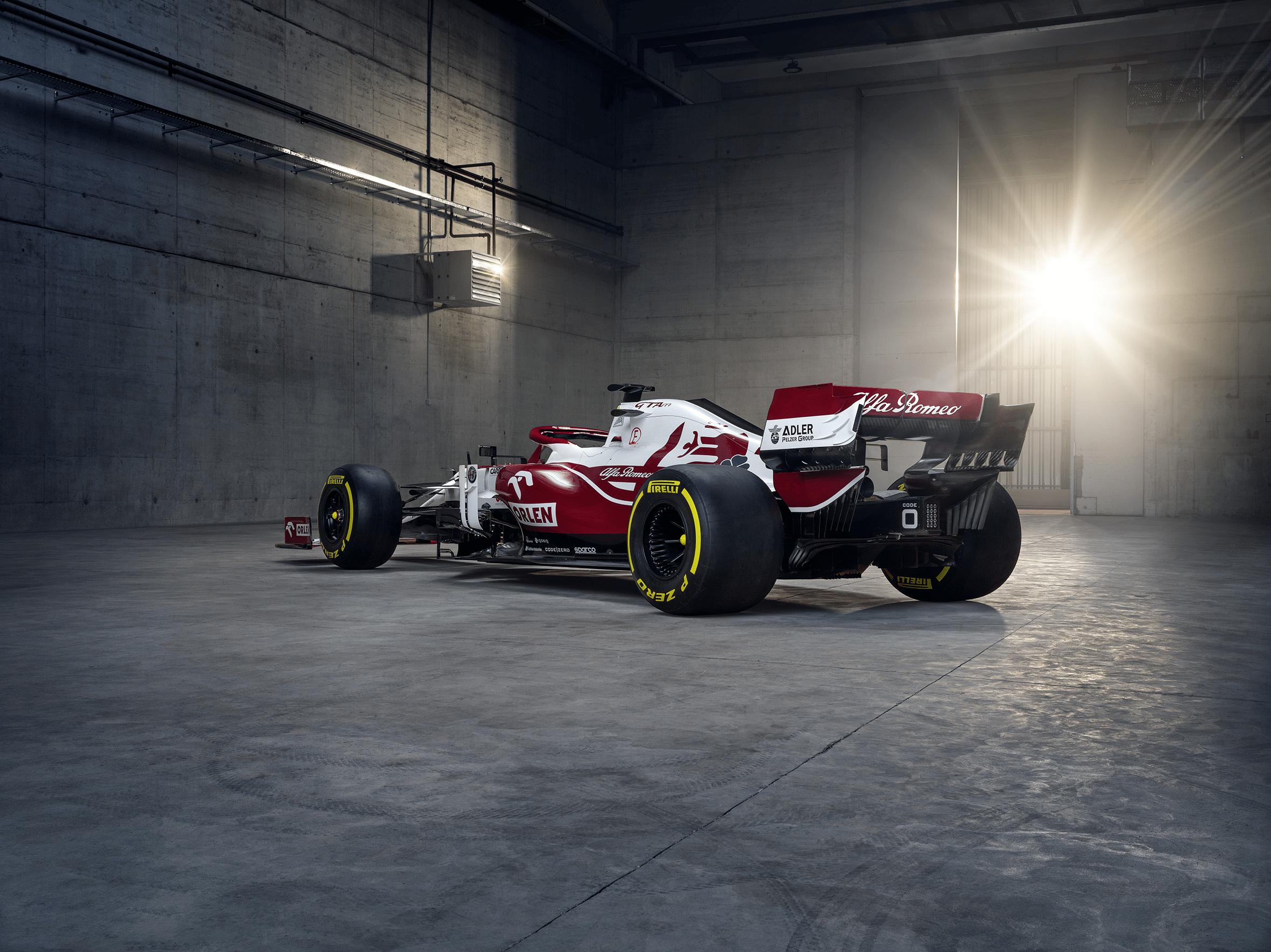 Alfa Romeo Racing ORLEN C41