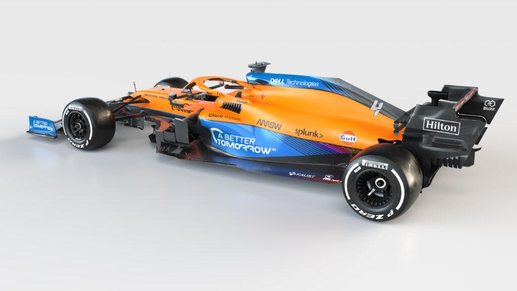 Rewolucji nie będzie – McLaren ujawnił światu MCL35M