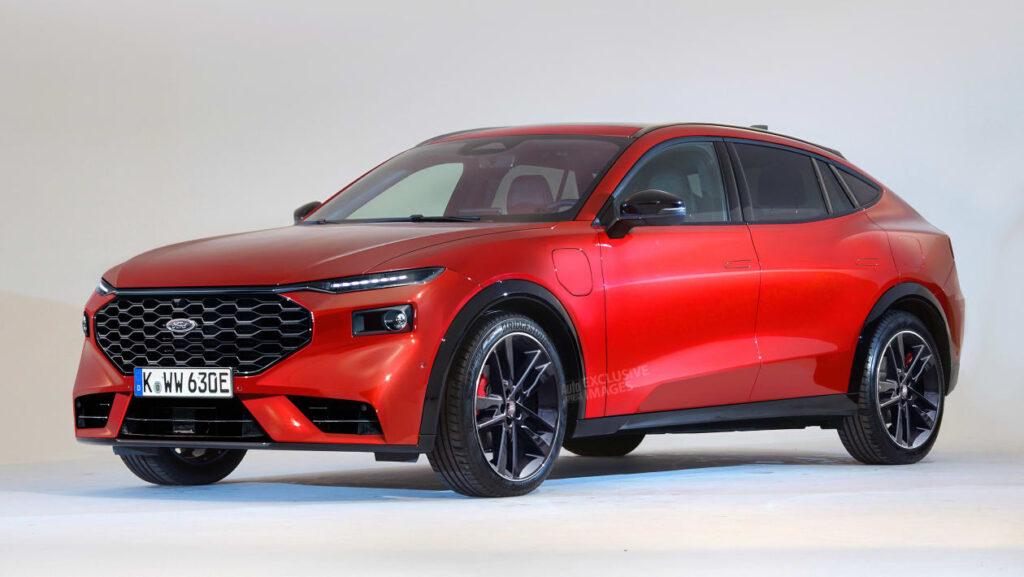 Ford Mondeo w 2022 roku zostanie przekształcony w SUV-a