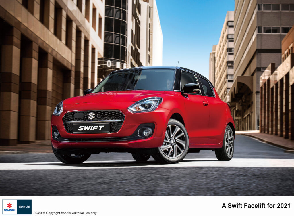 Premiera nowej generacji Suzuki Swift jest planowana na 2022 rok