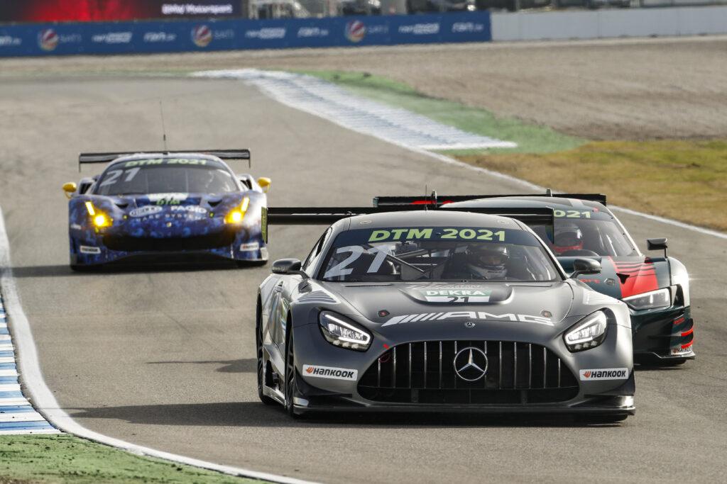 Mercedes wesprze swoich klientów wystawiających ich pojazdy w DTM