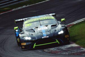 Aston Martin może powrócić do DTM? Klasa GT3 kusi klientów marki.