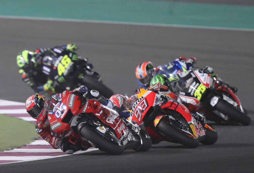 Grand Prix Węgier i Arabii Saudyjskiej trafią do MotoGP już od 2023 roku?