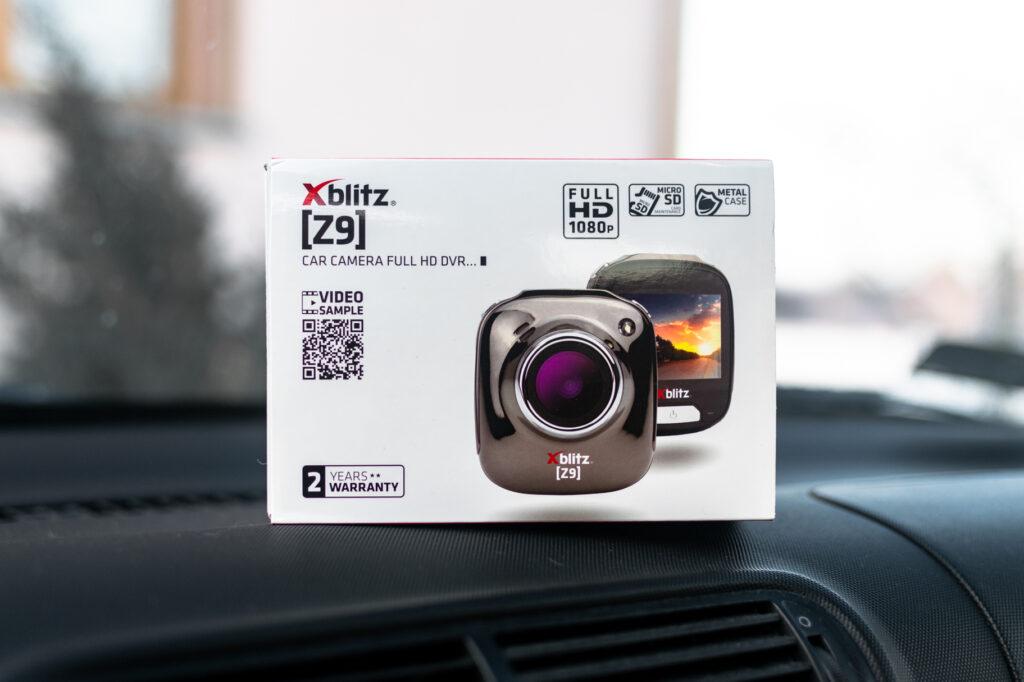 Xblitz Z9 – w małym ciele wielki duch, czyli czas na polski produkt