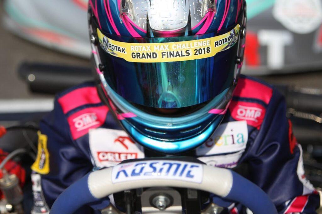Dwóch Polaków w Sauber Karting Team na 2021 rok