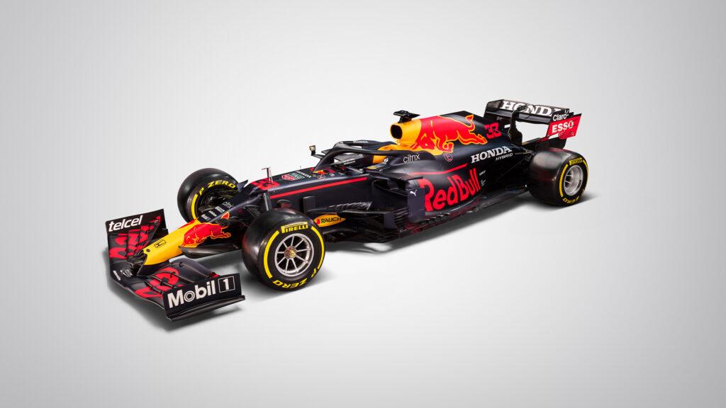 Red Bull Racing pokazało swoją maszynę na sezon 2021
