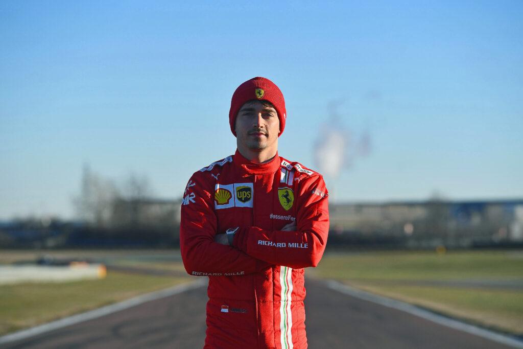 Charles Leclerc chętny na start w Le Mans za kierownicą Hypercara Ferrari
