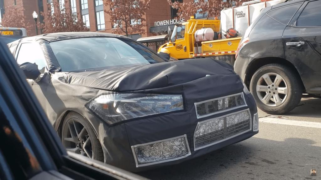 Jedenasta generacja Hondy Civic zauważona na ulicy – jakie zmiany?