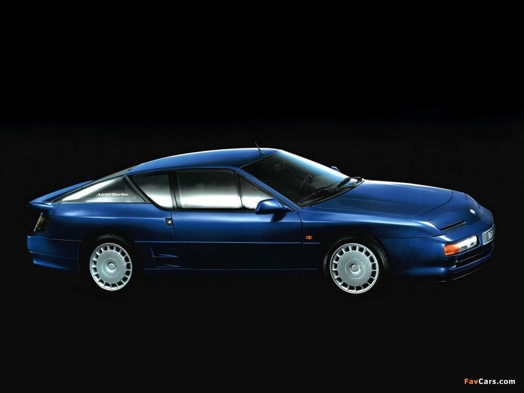 Alpine GTA/A610
