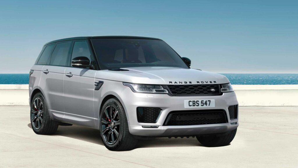 Land Rover sprzedał już ponad milion egzemplarzy modelu Range Rover Sport