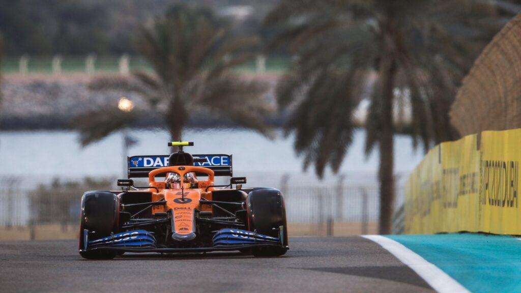 Lando Norris przekonany o pomocy Ricciardo w rozwoju McLarena