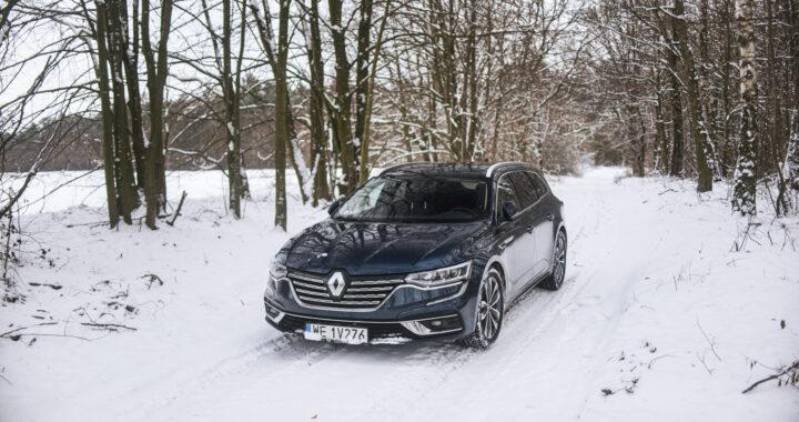 #TEST – Renault Talisman Grandtour Intens 1.3 TCE 160 KM – flagowa limuzyna?