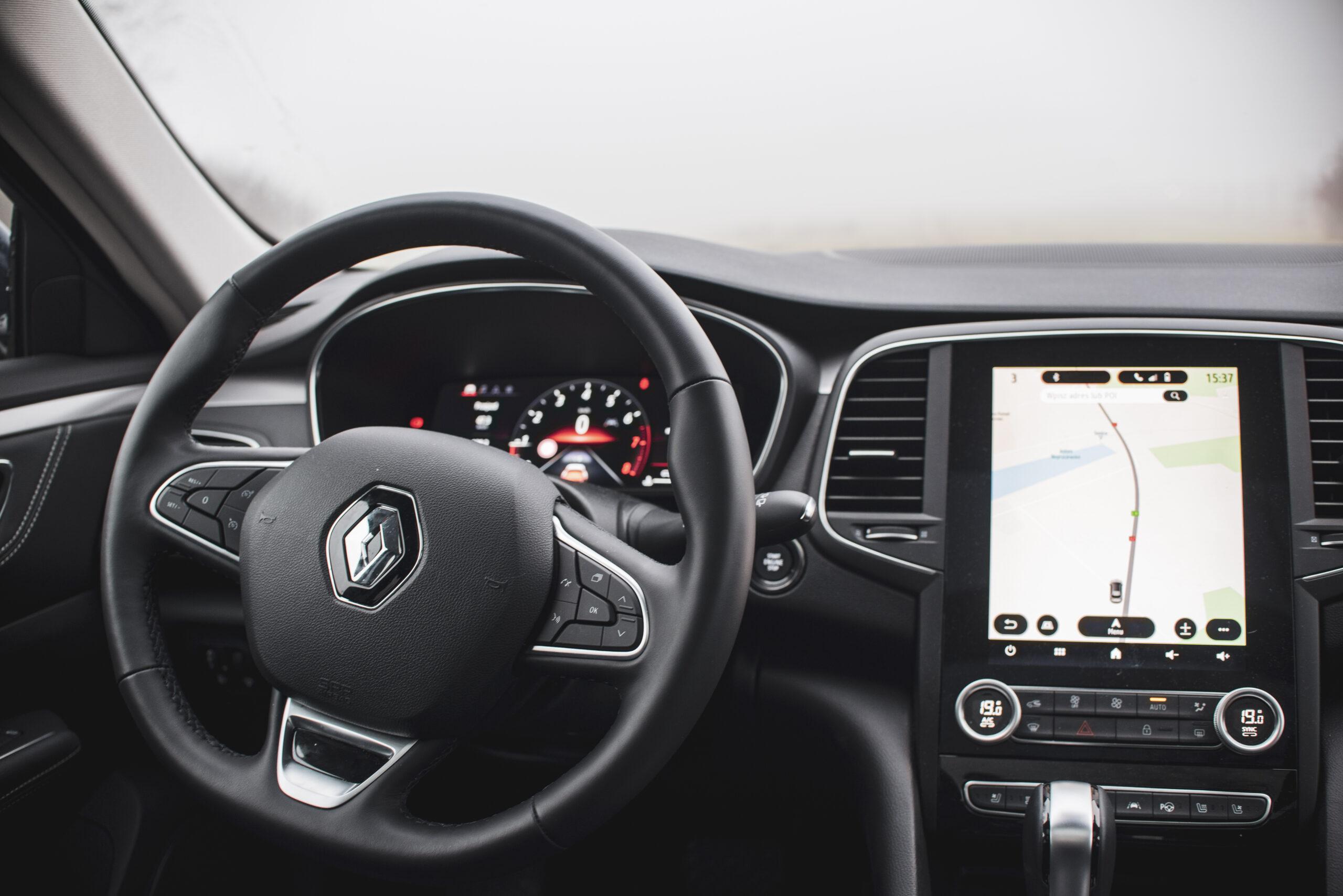 Renault Talisman Grandtour Intens 1.3 TCE 160 KM