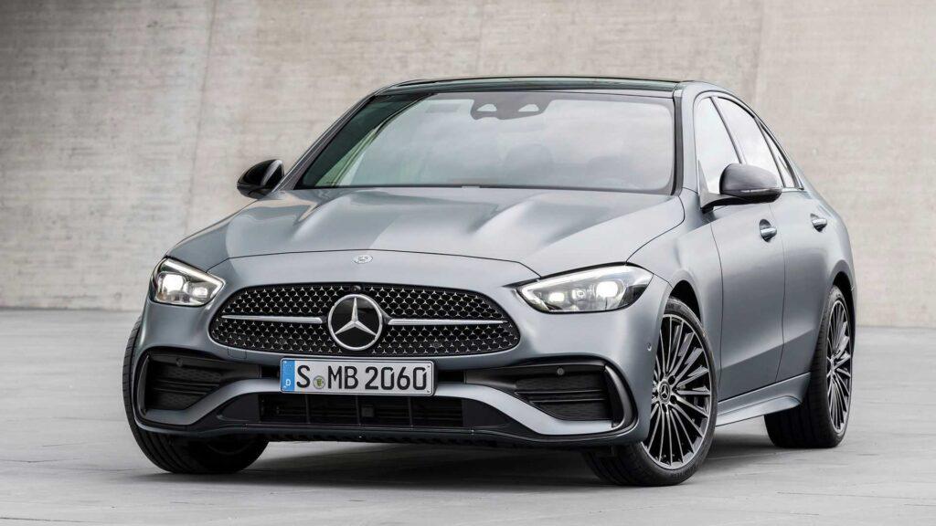 Nowa generacja Mercedesa klasy C oficjalnie zaprezentowana