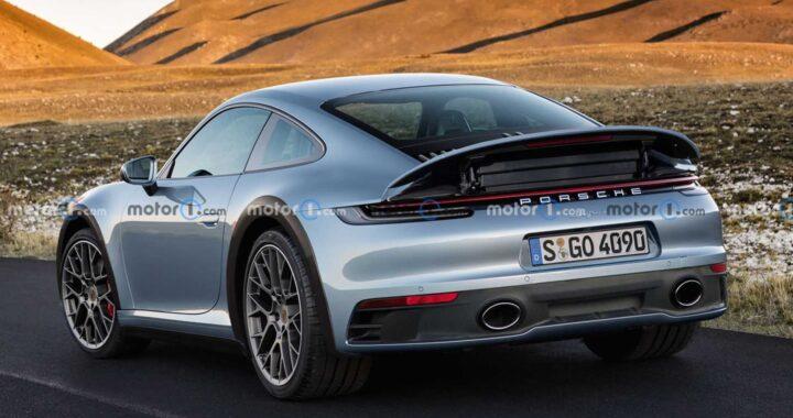 Uterenowiona odmiana Porsche 911 Safari z pierwszymi informacjami