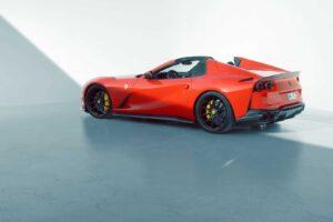 Ferrari 812 GTS po tuningu u Noviteca z jeszcze większą mocą